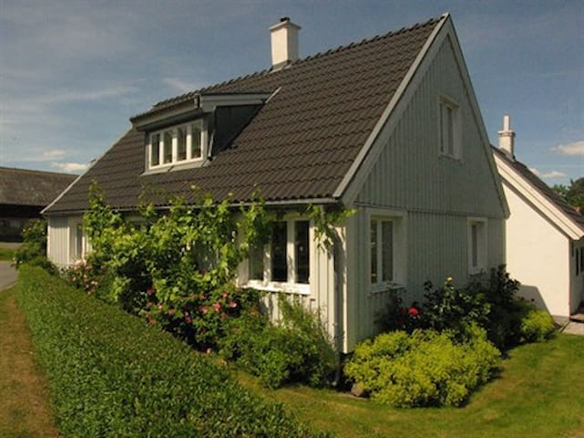 Charming house in genuine village - Simrishamn N - บ้าน