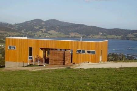 Deck House, Port Huon, Tasmania - Port Huon - Ev
