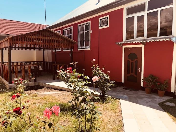 The Holiday House in Gabala