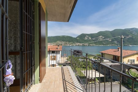 Relax sul lago Iseo Paratico - House