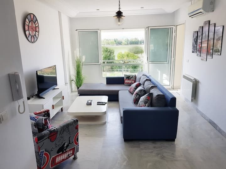 Cosy & Chic apartment near to Hammamet Beach