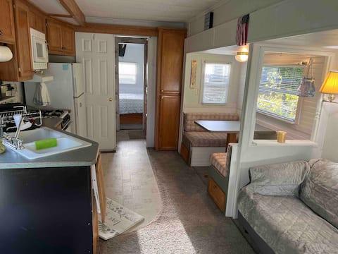 Concord NH 2 Bedroom Park Model Camper