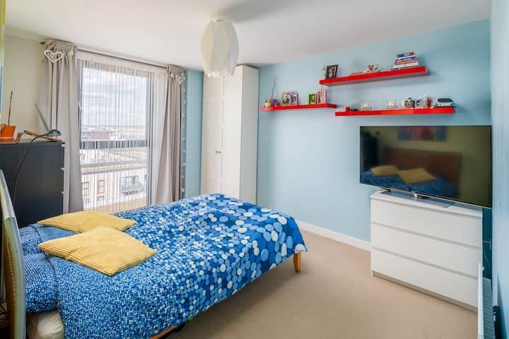 Lovely 1 bed flat in Sunbury