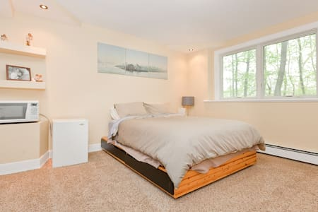 Family-friendly room with a view! - Windsor - Hus