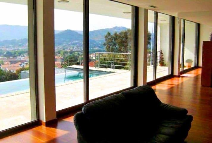 Casa De Galicia | Phenomenal Views - Viana do Castelo - Huis