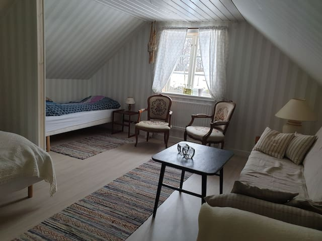 Familieværelse til 4 personer