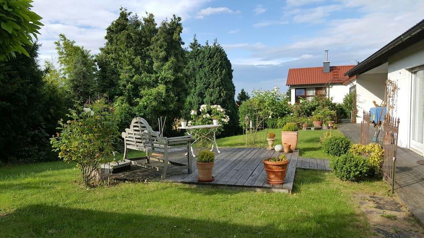 Weisenheim am Berg -schönes freistehendes Haus - Weisenheim am Berg - Huis