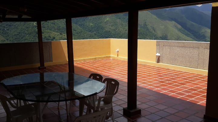 Apartamento en Caracas.