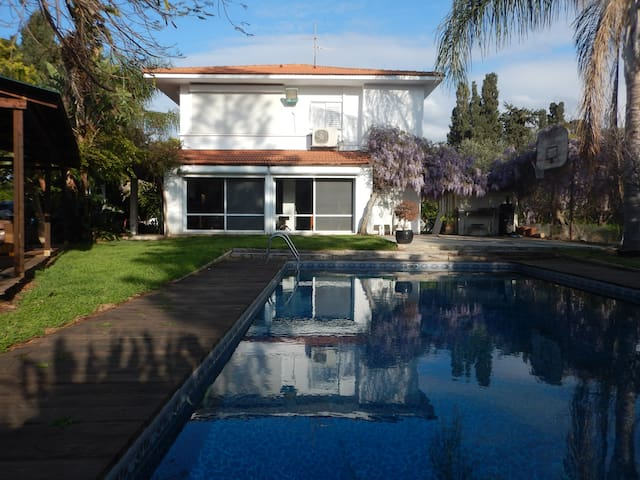 VILLA AQUADUCTE - Beit Hanania - Holiday home