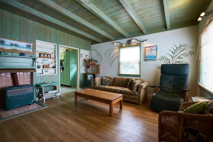 Artist's Beach Cottage