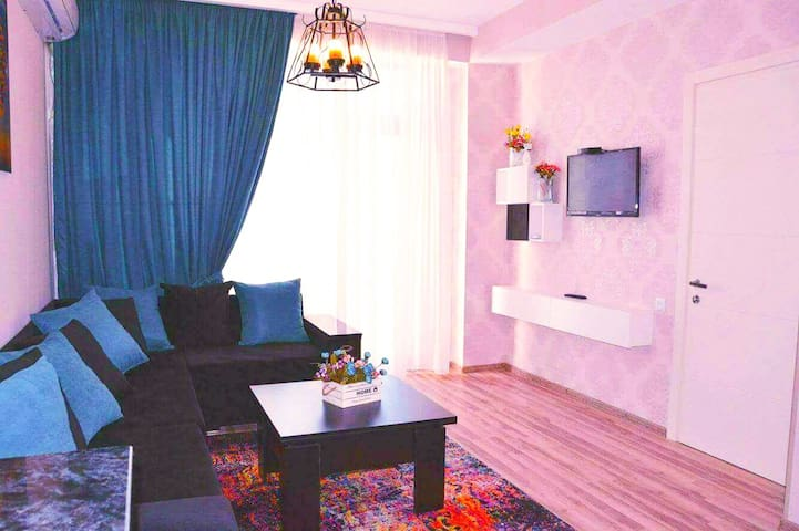 Ninaa Apartment in Tbilisi