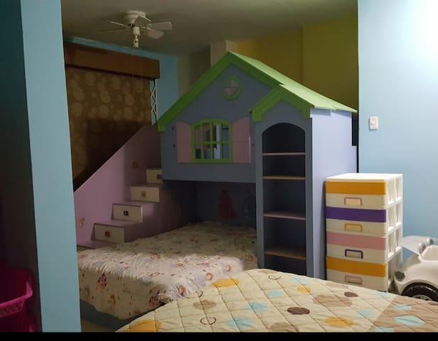 Dormitorio 2 de niños