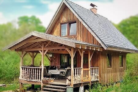 Domalek pod Złotym Kogutem - domek w Górach