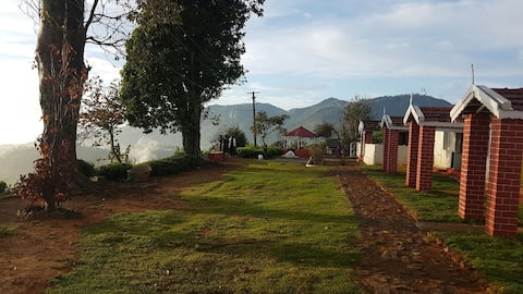Cascade meadows -Water  Falls view ,Ooty