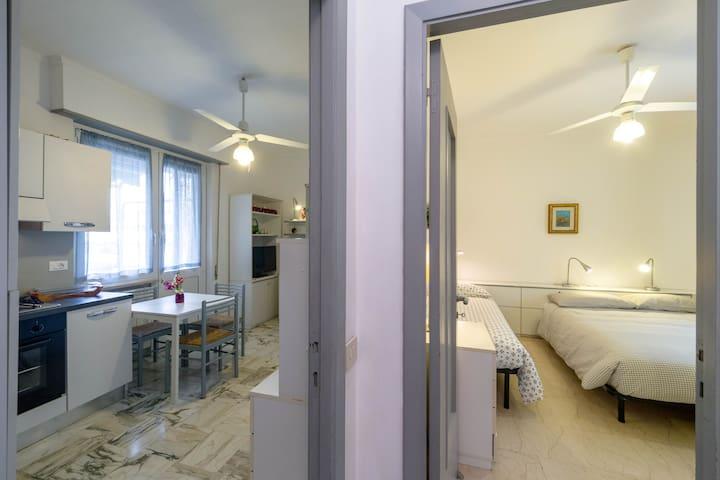 'Giorgi' Onmymind Piccola casa con molti comforts. - Sestri Levante - Apartamento