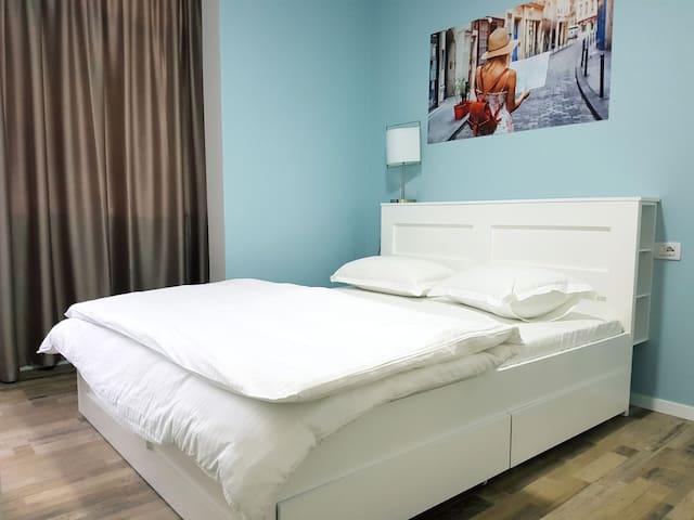 Downtown Tirana Apartment 1