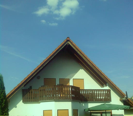 Ferienwohnung Werrablick - Philippsthal (Werra) - Apartment