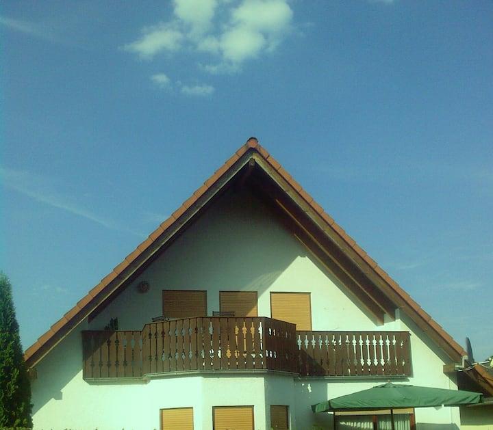 Ferienwohnung Werrablick
