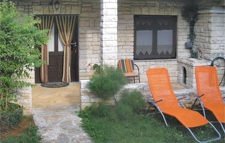 Holiday apartment with 1 bedroom on 38 m² in Sv.Petar u Sumi