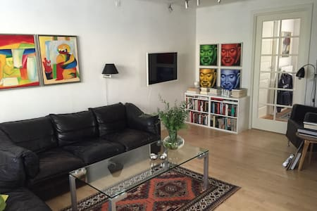 Nice house in a quiet area and close to Århus - Lystrup - Hus