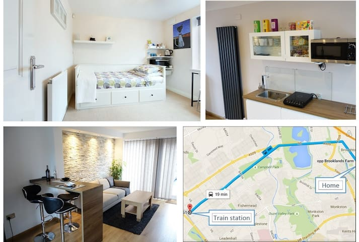 Your room in Milton Keynes - Milton Keynes - Maison
