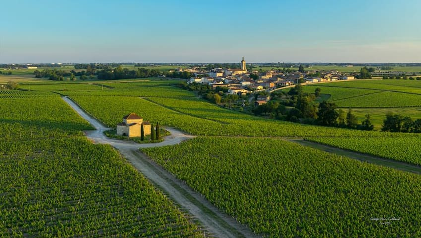Maison confortable au cœur des Vignobles - Saint-Estèphe - Hus