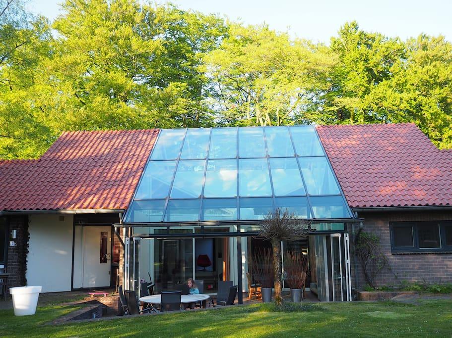 Villa diepenbrock arnhem villa 39 s te huur in arnhem for Te huur in gelderland
