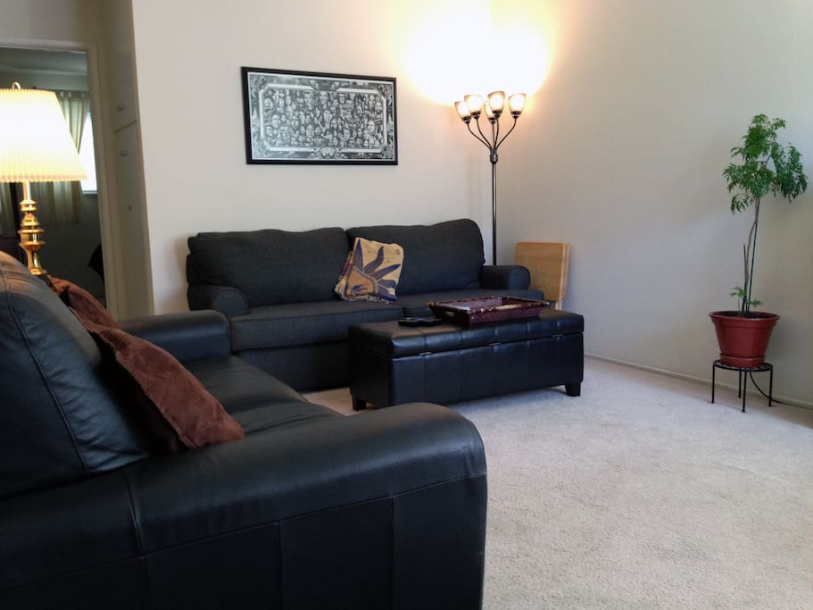 Private Clean Comfortable 2 Bedroom Apartment