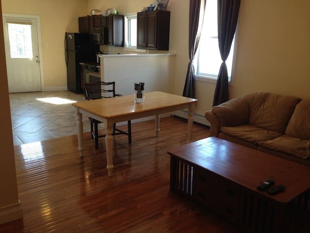 Private Room in Beautiful Apartment w/ 2 Balconies - Scranton - Wohnung