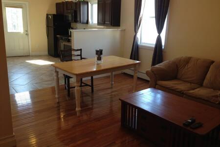 Private Room in Beautiful Apartment w/ 2 Balconies - Scranton - 公寓