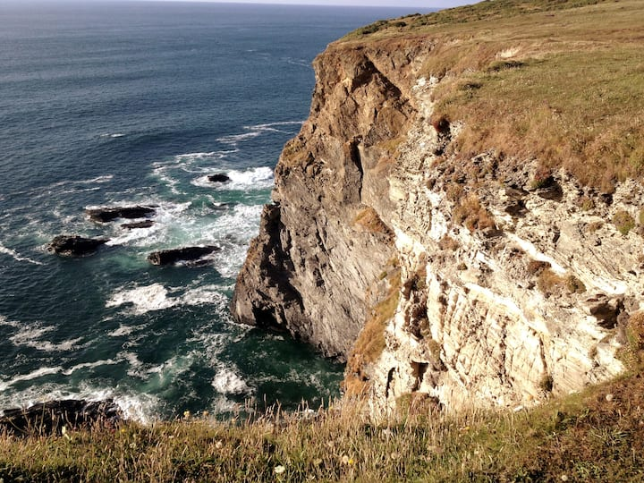 The North Cornwall Coastline
