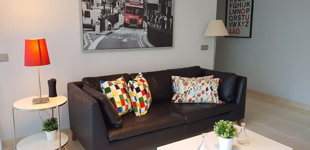 Acogedor apartamento en Acorán