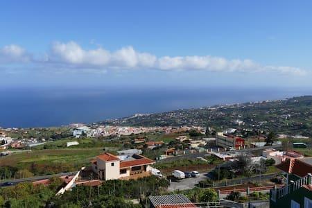 Apartamento Botazo con vista bella - Breña Alta - Leilighet