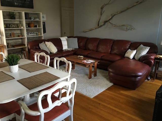 Beautiful apartment in Downtown LYH - Lynchburg - Apartemen