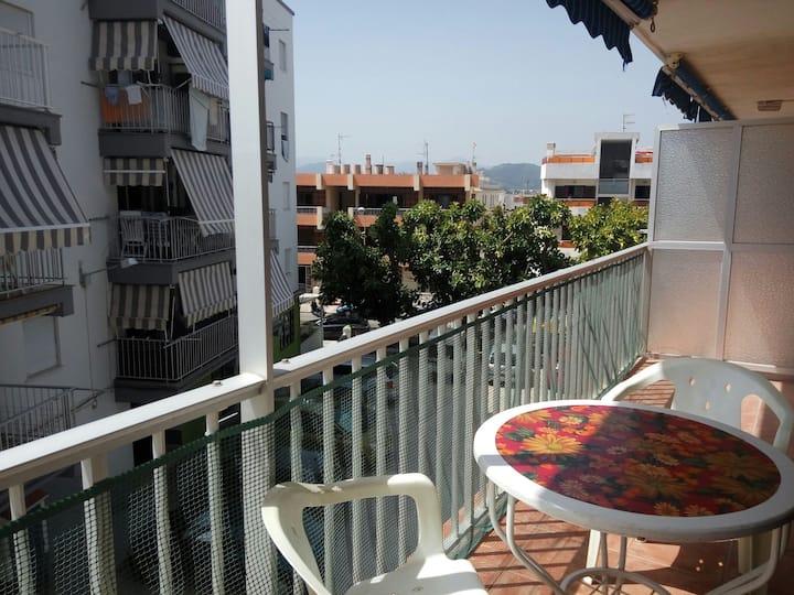 Apartamento en Oliva Playa - Primera Línea
