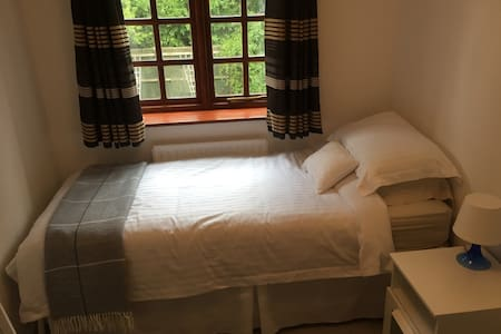 Comfortable single room with WiFi