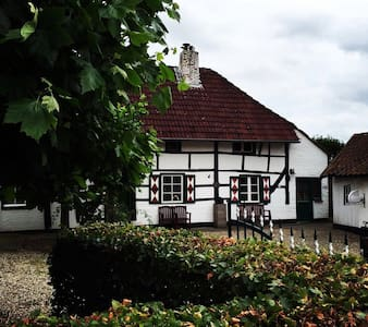 Vrij en blij genieten in Beek, Zuid-Limburg! - Beek - Sommerhus/hytte