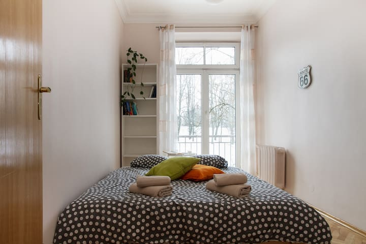 Cosy Room at Tauras Foothills in Vilnius Downtown - Vílnius - Pis