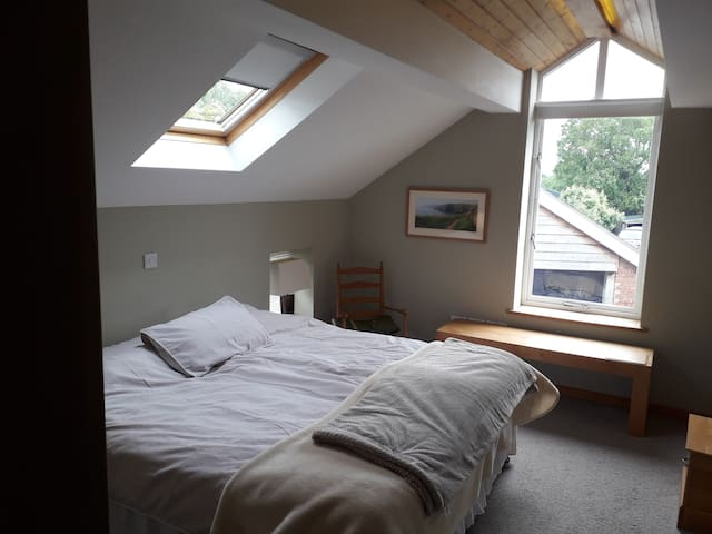 Top House- stay and enjoy Mid Wales