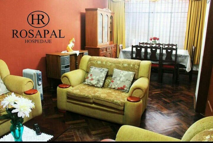 Rosapal - Casa Hospedaje