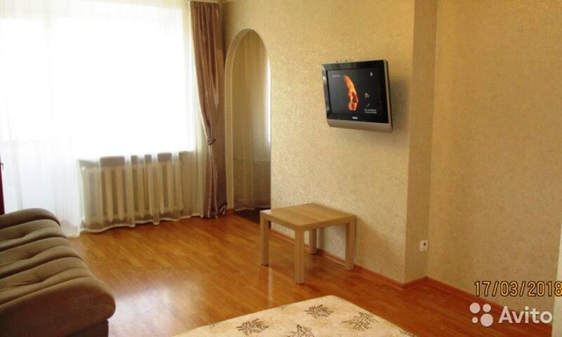 Комфортное жилье  в самом центре Петрозаводска