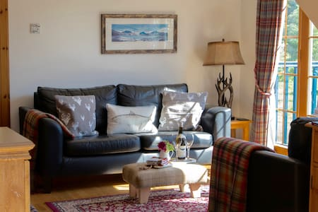 Lovely apartment close to Aboyne, Royal Deeside