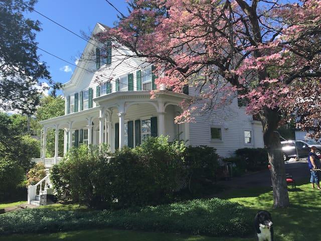 Mini Estate on Historic Rivertown - Peekskill - Casa