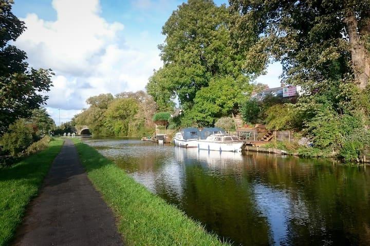 Canal Towpath Walk