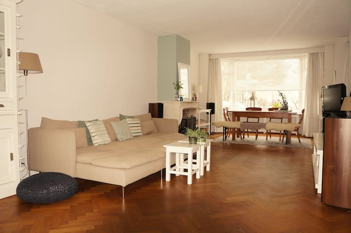Beautiful house by the sea and popular cities - Wassenaar - Hus