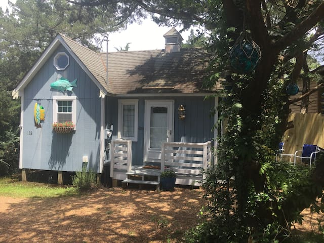 Comfy Island Cottage in the Village - Ocracoke - Bungalow