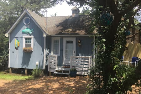 Comfy Island Cottage in the Village - Ocracoke - 小平房