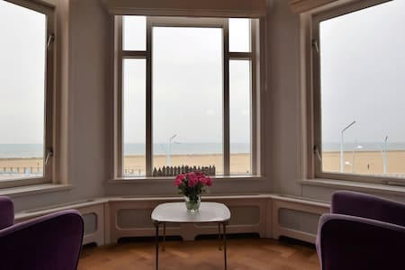 Vintage Apartment in South Holland with Sea View