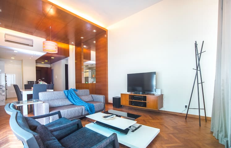 Straits Quay#2 Stay in center of Tanjung Tokong !9m to Georgetown