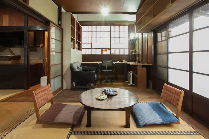 Art in residence 『EDO NAGAYA』 KYOUJIMA  asakusa